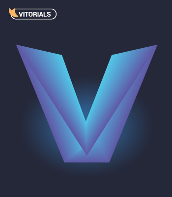 Adobe Illustrator Letter V logo tutorial