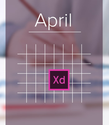 Adobe XD april updates for windows