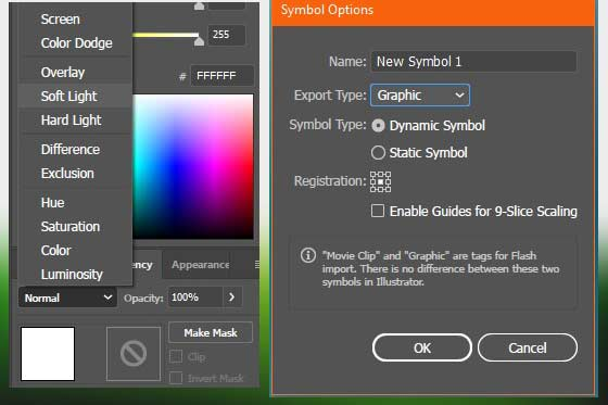 Vitorials – How to create vector abstract blurred background