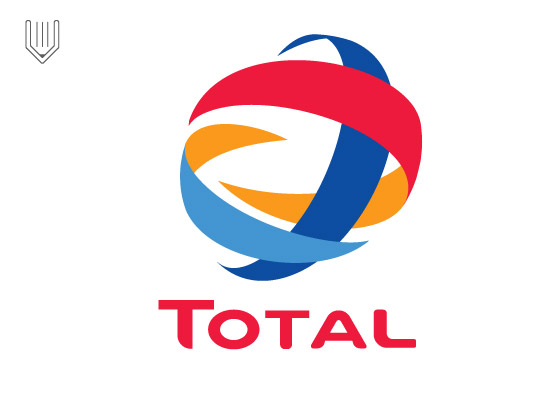 Total logo design final artwork