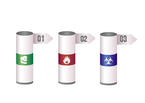 Cylinders infographic final work