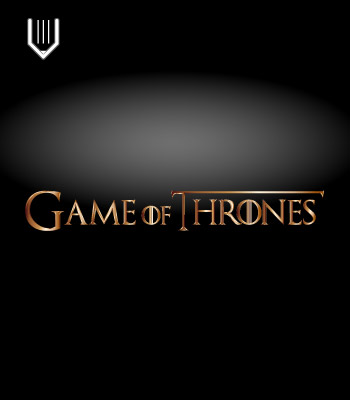 Games of Thrones text effect in Adobe illustrator