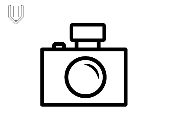 Image of : Free vector camera icon