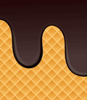 Create a delicious background in Adobe Illustrator