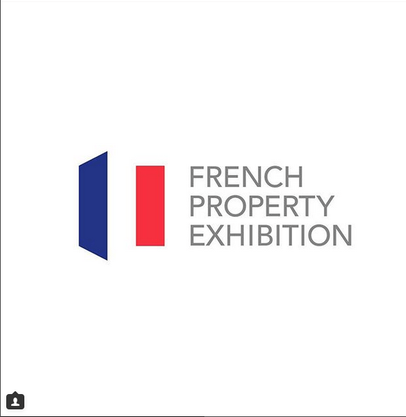 French property exhibition logo