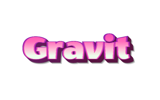 Cartoon Text Effect Free File for Gravit Designer.