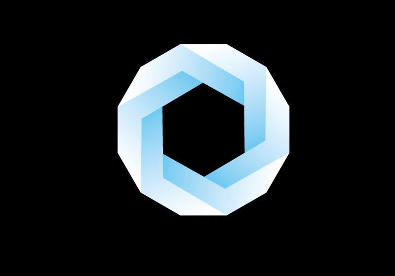 Geometric Logo in Adobe Illustra