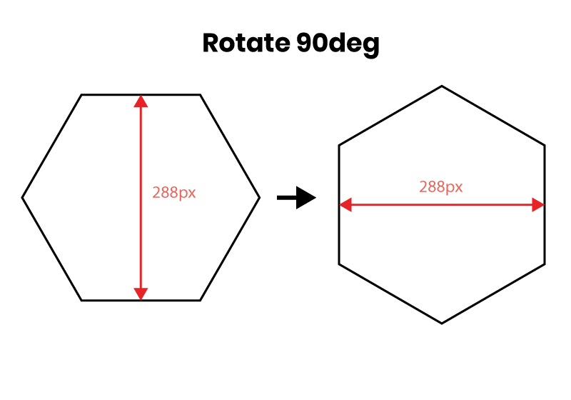 Rotate the Polygon