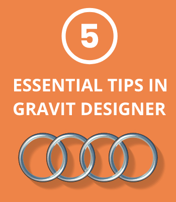 5 Essential Tips in Gravit Designer